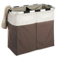 Easy Care Double Hamper