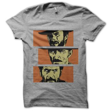 Good The Bad And The Ugly Custom Men's Gildan Adult T-Shirt