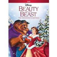Beauty And The Beast: The Enchanted Christmas - Walmart.com