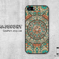 Colorful Circle Design iPhone 5 Case, iPhone 5s Case, iPhone 5 Cover, iPhone 5s Cover, iPhone Hard Case