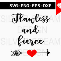 flawless and fierce svg, flawless baby svg,  baby girl svg, cute toddler svg, flawless Onesuit svg, baby girl Onesuit svg, cricut downloads