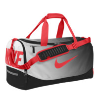 Nike Team Training Max Air iD Duffel Bag (Medium) (White)