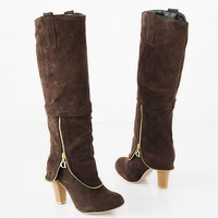 Classic Popular High Topes Knight Boots