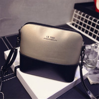 Korean Fashion Tote Bag Stylish Casual Alphabet One Shoulder Messenger Bags [8226877831]