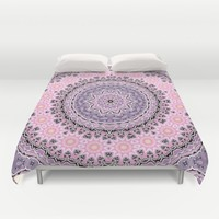 K07 Duvet Cover by Heaven7 | Society6