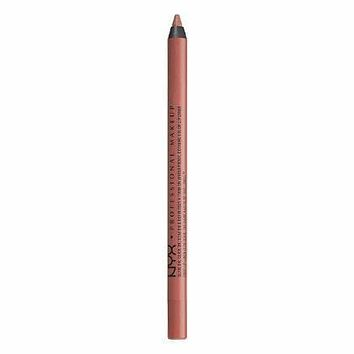 NYX Slide on Lip Pencil - Nude Suede Shoes - #SLLP14