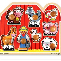Farm Jumbo Knobs Puzzle