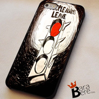 people always leave iPhone 4s iphone 5 iphone 5s iphone 6 case, Samsung s3 samsung s4 samsung s5 note 3 note 4 case, iPod 4 5 Case