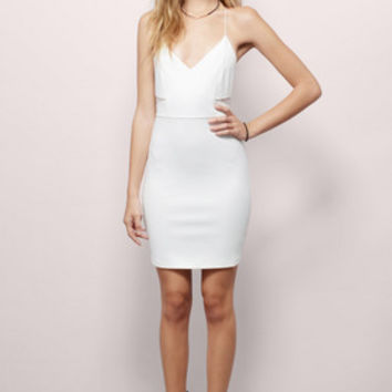 Drink To That Bodycon Dress $44