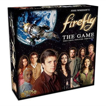 Firefly: The Board Game - Blue Sun Expansion