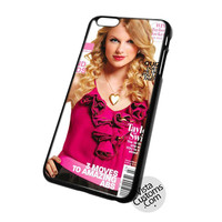 Taylor Swift Magazine Covers Photos Cell Phones Cases For Iphone, Ipad, Ipod, Samsung Galaxy, Note, Htc, Blackberry