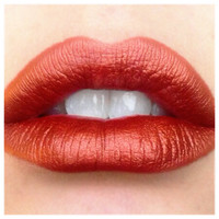 Texas Tea - Metaluxe metallic lipstick