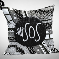 5Sos Tribal Pillow - Digitalprintcustom