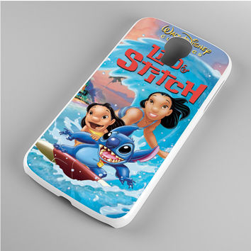 lilo and stitch disney classic Samsung Galaxy S4 Case