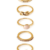 Forever Love Ring Set