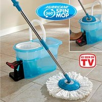 Hurricane® Spin Mop @ Fresh Finds