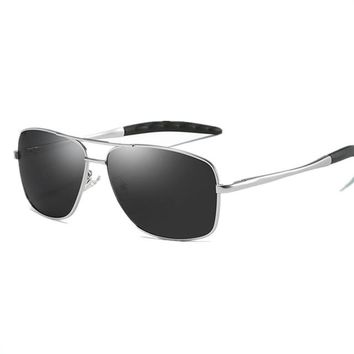 Classic Polarized Sunglasses-Alloy Frame-UV 400-Great Value for well built Product!!