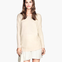 H&M Rib-knit Sweater $15
