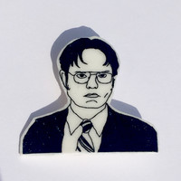 Dwight Schrute Pin