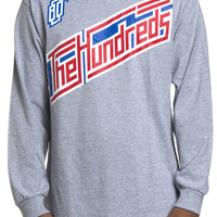 SHOP THE HUNDREDS | The Hundreds: Motion long-sleeve shirt