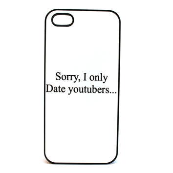 Only Date YouTubers Phone Case