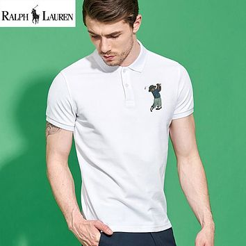 Ralph Lauren Bear Men Polo Shirts