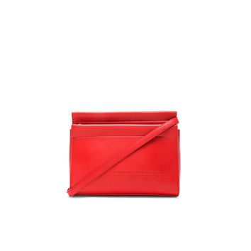 CALVIN KLEIN 205W39NYC Top Zip Crossbody in Campari | FWRD