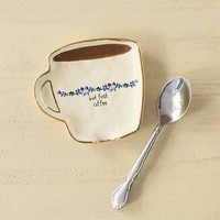 But First Coffee Spoon Rest By Natural Life