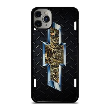 CAMO CHEVY PLATE iPhone Case Cover