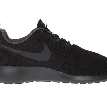 Nike Roshe Run Black/Arctic Green/Volt/Anthracite - Zappos.com Free Shipping BOTH Ways