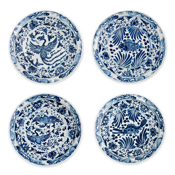 Eichholtz Chinese Wall Plates (set of 4)