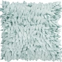 Claire Throw Pillow Green