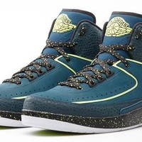 spbest Air Jordan II NightShade