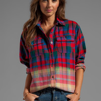 MINKPINK Empire Records Shirt in Red from REVOLVEclothing.com