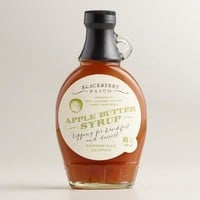 Blackberry Patch Apple Butter Syrup