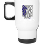Recon Corps - Attack On Titan - Travel Mug