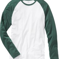 Old Navy Mens Baseball Tee
