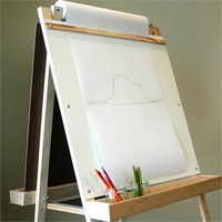 Double Sided Delux Easel | Kids Artist Supply | Art Easel for Children
