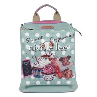 CUPCAKE DOG PRINT MULTI-FUNCTION BAG - NEW ARRIVALS