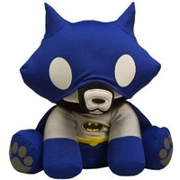 Toynami Skelanimals DC Mini Plush - Batman Jae