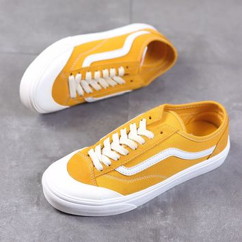 """""""Vans Style 36 Decon SF"""" Unisex All-match Casual Retro Skateboard Plate Shoes Couple Sneakers"""