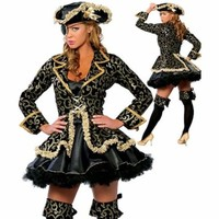 Sexy Halloween Pirate Women Costumes