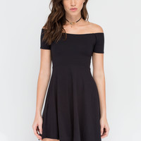 Pretty Twirl Skater Dress