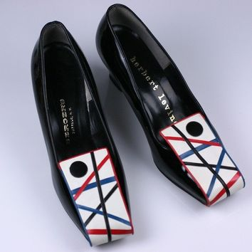 Herbert Levine Mondrian Shoes