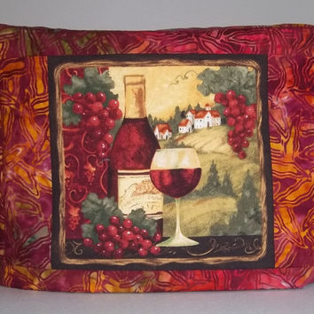 Toaster Cover - Wine Theme