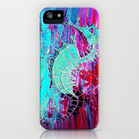 Seahorse Skeleton iPhone Case by JT Digital Art  | Society6