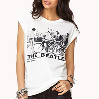 The Beatles© Tee | FOREVER 21 - 2040886451
