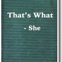 That's What She Said #2 - NEW Humorous Poster