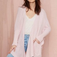 Wilde Hearts Eyes on You Knit Cardigan