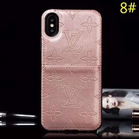 LV Louis Vuitton New fashion monogram check couple protective cover phone case